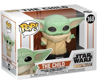 Funko Pop Star Wars Mandalorian The Child Baby Yoda 368
