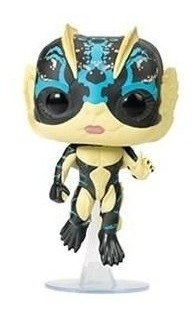 Boneco Funko Pop The Shape Of Water Amphibian Man 637