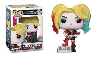 Harley Quinn #279 Pop Funko Super Heroes Px Exclusive