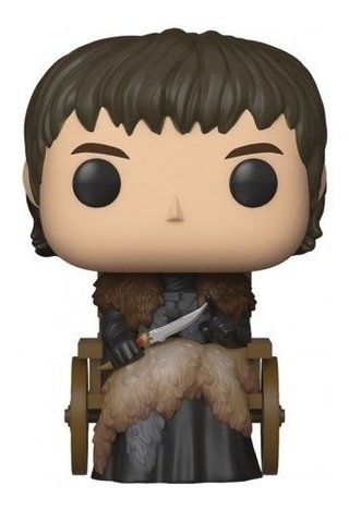 Bran Stark #67 - Game Of Thrones - Pop Funko Com Inmetro