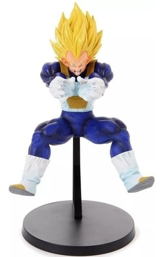 Dragon Ball Z Super Saiyan Vegeta Final Flash - Banpresto