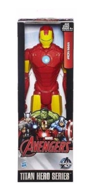 Marvel Avengers Titan Hero Series Iron Man B0434 Hasbro