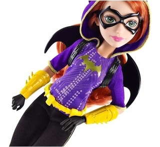 Boneca - Dc Super Hero Girls - Batgirl - Mattel Dlt61
