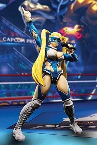 Rainbow Mika Street Fighter - S.h.figuarts Bandai