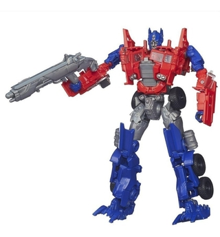 Transformers Optimus Prime Evasion Mode Generations Voyager