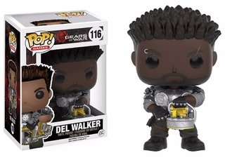 Del Walker - Gew Of War - Funko Pop #116