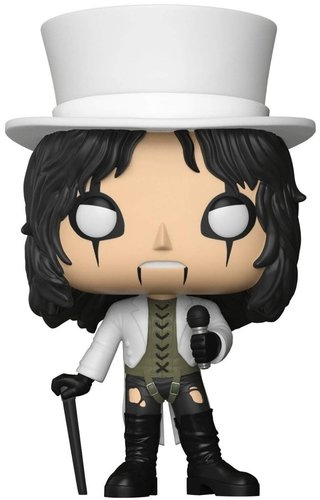 Alice Cooper Nº 68 Funko Pop! Rocks