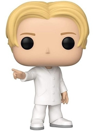Boneco Nick Carter 138 Backstreet Boys Pop Funko Rocks