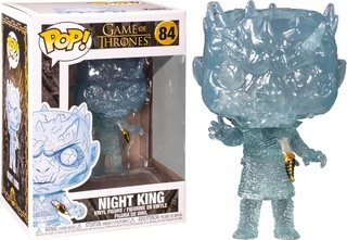 Funko Pop Game Of Thrones Night King 84