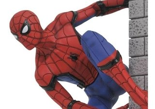 Homem-aranha: Homecoming Gallery Spider-man Diamond Select