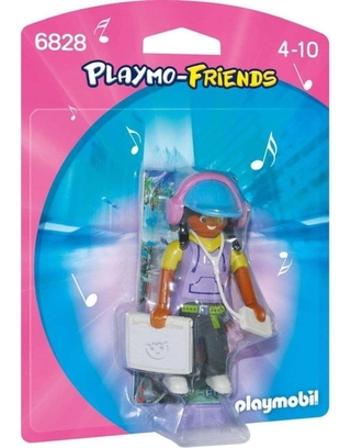Playmobil Playmo-friends Menina High Tech Sunny 6828