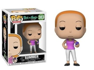 Summer - Rick And Morty - Pop Funko 303