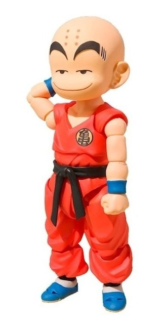 Kuririn Kid - S.h. Figuarts Dragon Ball Bandai