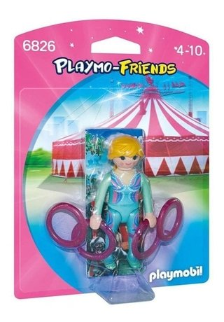 Playmobil Playmo Friends Acrobata 6826