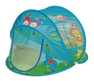 Fisher Price Barraca Infantil Bichinhos Na Selva 83079