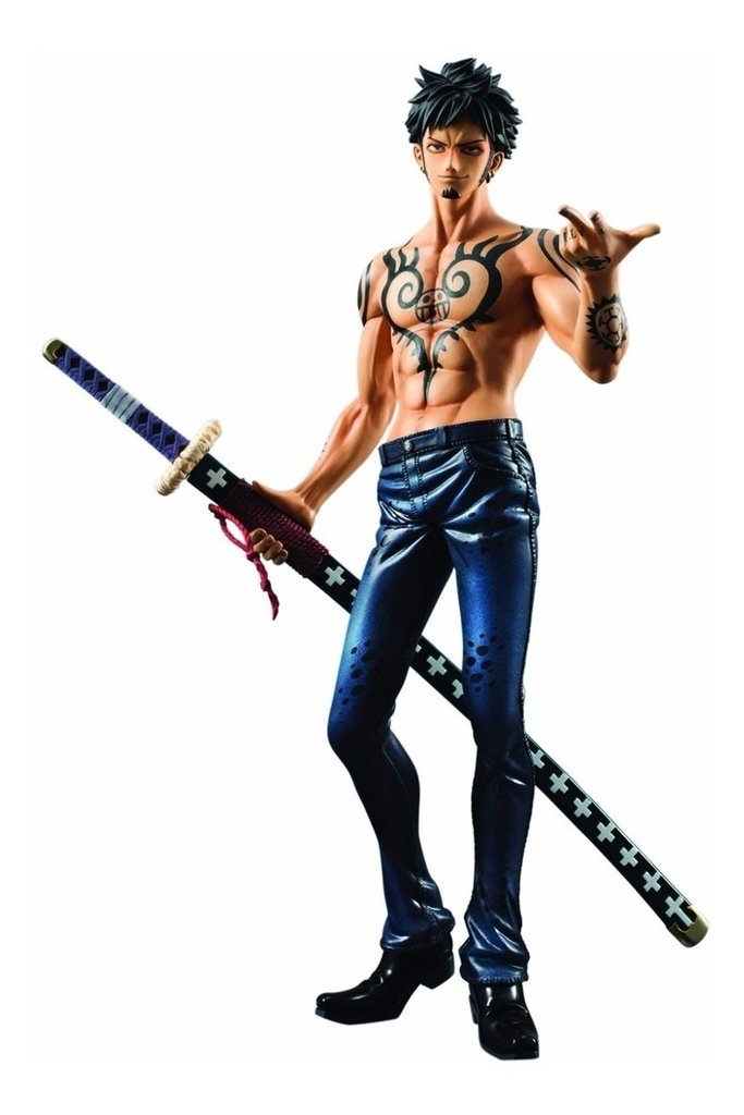 Trafalgar Law Ver2.5 Portrait Of Pirates One Piece Megahouse