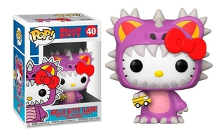 Boneco Funko Pop Hello Kitty Land Kaiju Sanrio 40