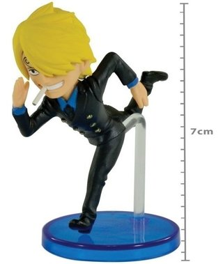 One Piece Wcf History 20th Sanji 05 Banpresto