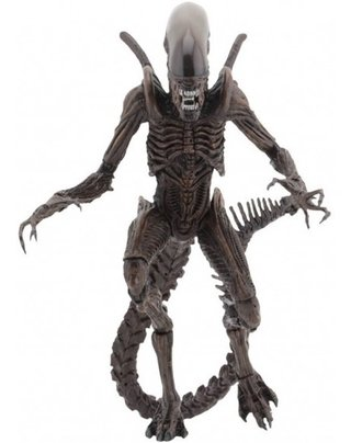 Xenomorph Warrior - Alien Resurrection - Series 14 Neca