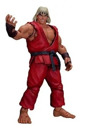 Violent Ken Ultra Street Fighter Ii - Storm Collectibles