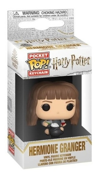 Chaveiro Funko Pop Harry Potter Hermione Granger 480567