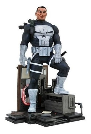 Punisher - Marvel Gallery Statue Diamond Select