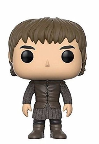 Bran Stark #52 - Game Of Thrones - Pop Funko