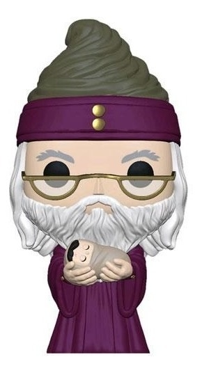 Boneco Funko Pop Harry Potter Albus Dumbledore 115