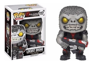 Funko Pop Gears Of War - Locust Drone 117
