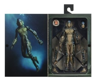 Amphibian Man - The Shape Of Water - Action Figure Neca