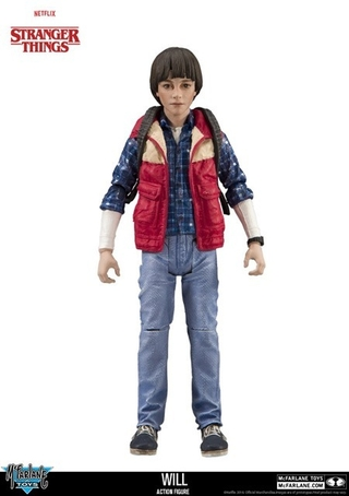 Figura Will - Stranger Things - Mcfarlane