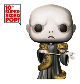 Funko Pop Harry Potter Lord Voldemort With Nagini 109 25 Cm