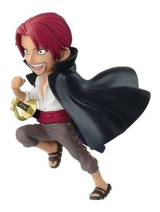 One Piece Wcf History 20th Shanks 02 Banpresto