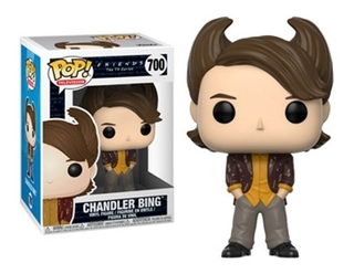Boneco Funko Pop Tv Series Friends Chandler Bing 700