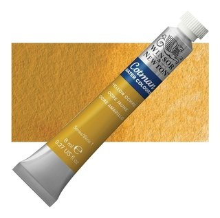 Aquarela Winsor & Newton Cotman 8ml 744 Yellow Ochre 0303744