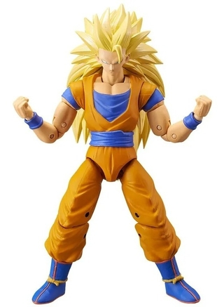 Dragon Ball Super - Stars Series Super Saiyan 3 Goku Bandai