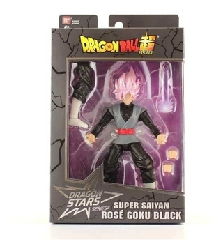 Dragon Ball Super Stars Super Saiyan Rose Goku Black Bandai