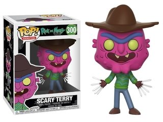 Scary Terry - Rick And Morty - Funko Pop Animation # 300