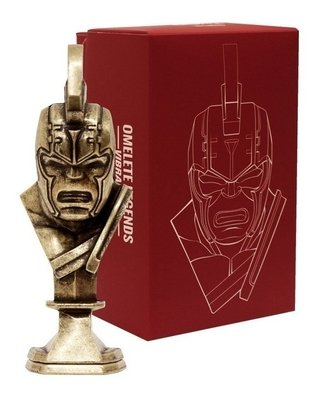 Hulk Gladiador Mini Busto Metal Vibranium Collection Omelete