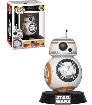 Boneco Funko Pop Star Wars Bb-8 314