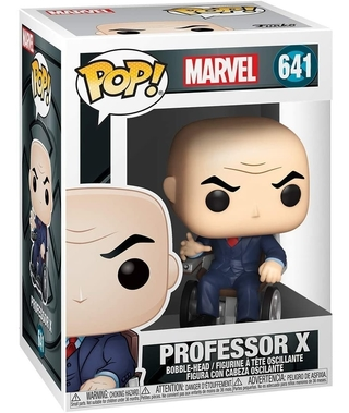 Boneco Funko Pop Marvel X-men 20th Professor Xavier 641