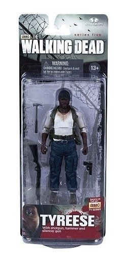 The Walking Dead - Tyreese - Série 5 - Mc Farlane Toys
