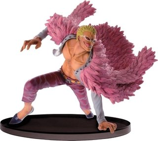 One Piece Donquixote Doflamingo Colosseum Banpresto