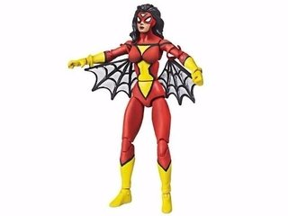 Marvel Universe Spider Woman - Serie 3 - 006 - Hasbro