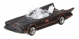 Hot Wheels Batman Classic Tv Series Batmobile Dfk69 - Mattel