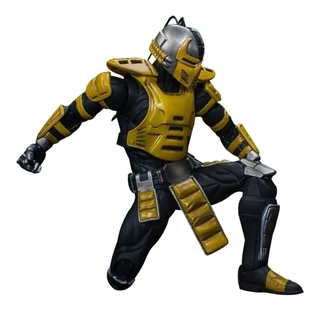 Cyrax - 1/12 Scale - Mortal Kombat - Storm Collectibles