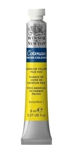 Aquarela Winsor & Newton Cotman Cadmium Yellow Pale 0303119