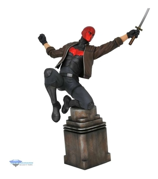 Red Hood Comic Dc Gallery Statue Diamond Select