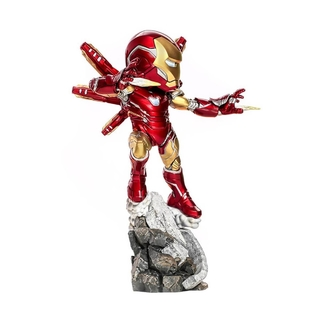 ESTÁTUA IRON MAN - AVENGERS: ENDGAME - MINICO FIGURES - MINI CO