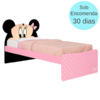 Cama Minnie Plus Disney - PURA MAGIA